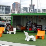Enjoy a book on the harbour!