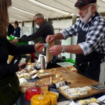 Oratia farmers market, cheese and delicatessen