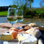 Picnic at West Brook winery - highly recommended!